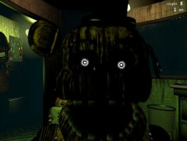 FNAF3 is the most terrifying thing ever by gold94chica