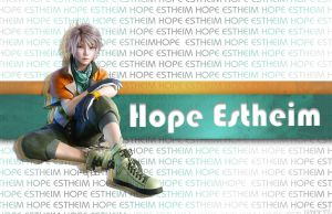 Young Hope Estheim wallpaper by Reddari