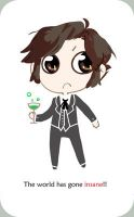 PD: CHIBI JEKYLL, OKAY? by otherwise