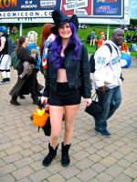 Blair from Soul Eater by ZeroKing2015