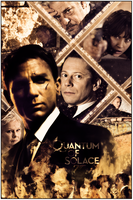 Quantum Of Solace by JamiroKnight