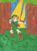 LINK by HOBYMIITHETACTICIAN