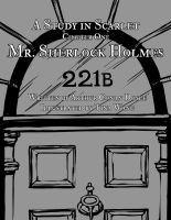 Mr. Sherlock Holmes cover by FerioWind