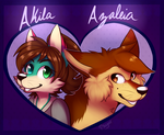 :G: I'm Akila and I'm Azaleia and we're... by Phantom-Sugar-Shine