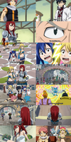 FAIRY TAIL EPISODE 155 Snapshots Grand Magic games by Faithwoe