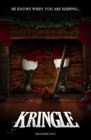 Kringle Movie Poster by Clanceypants