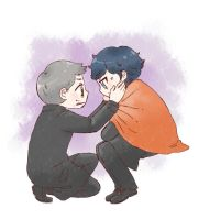 [BBC SHERLOCK]Calm down by twosugars16