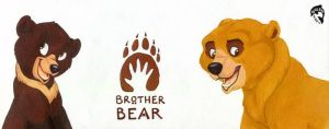 Brother Bear by DolphyDolphiana
