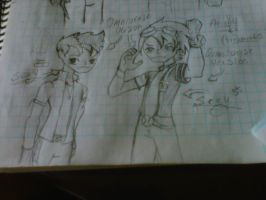 zeke and andy(dreamer45) in ben 10 omniverse by sunsetlovesarii23