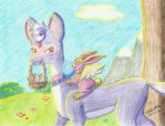 CE - Easter Delivery by zeaeevee