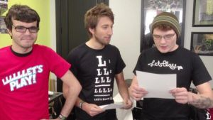 Let's Play Shirts by gavinfree