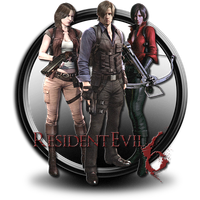 Resident evil 6 icon by S7 by SidySeven