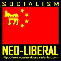 Neo-Lib Graphic by Conservatoons