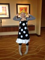 This one thing I wore to a con by TrinityKarose