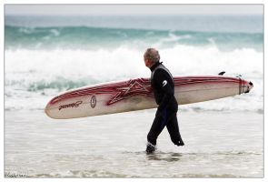 Never Too Old to Surf by neolestat