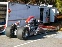 Dragster by absoluteandrew