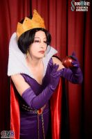 The Mirror Queen by Integra-cosplay