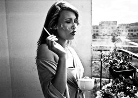 coffee andcigaretts by esire