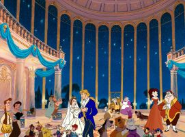 Tale as old as time by conthauberger