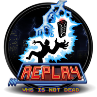 Replay - VHS is not dead game icon by 19Sandman91