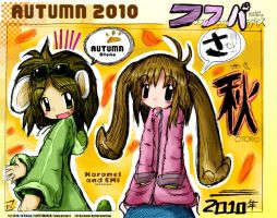 FFP - Autumn 2010 by EV133