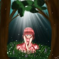 In the Forest by Meya-san