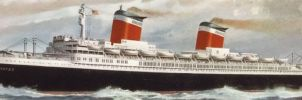 the world's greatest luxury liner by carsdude