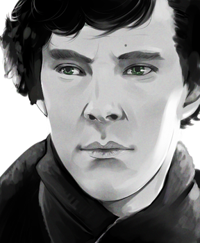 Sherlock by dbrloveless