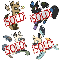 Clufers - adoptables 80points [CLOSED] by clufs-adoptables