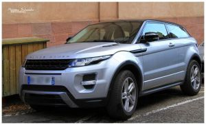 Range Rover Evoque by MorganeS-Photographe