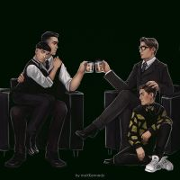 Gradence x Hartwin crossover by maXKennedy