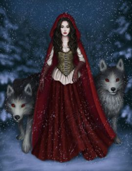 Red Riding Hood by Enamorte