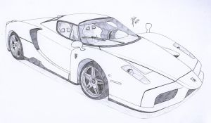 -Enzo Ferrari- by under18carbon