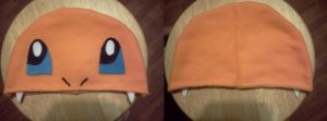 Charmander hat ::FOR SALE:: by Requiem-Owl