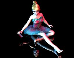 Alice WaterBallet Outfit by Grim-Heaper