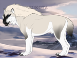 Snowmane 7689 by TotemSpirit