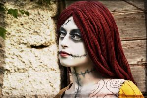 Broken doll by Lady-Ragdoll