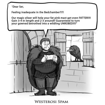 The Fat Pink Mass Email by Azad-Injejikian