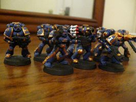 1st Tactical Squad by Spamman4587