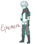 Ephemera The Guy I Dont Know Apparently by Linkfann100