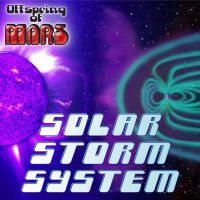 Solar Storm System Cover by mac-chipsie