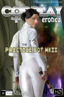 Marylin for StarWars fans 2. by cosplayerotica