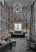 Book Wall by Thelema001