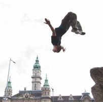 Parkour series 21 by Steveewonder