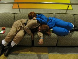 Sleepy Italy - Otakon 2010 by jacmac