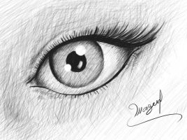 the eye by blackpower2009