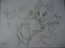 Your Are My Sun - BXW by SonicTHW93