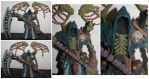 Darksiders 2 Death - Reaper Form by CHEMAX3X