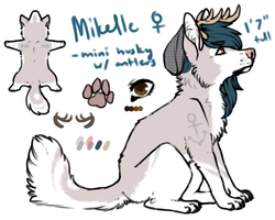Mikelle??? ?? by ceraxas