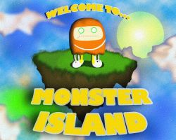 Monster Island by SydeX